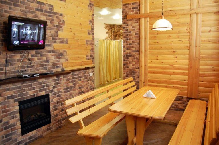 Sauna dizain 1 768x509 - Бани