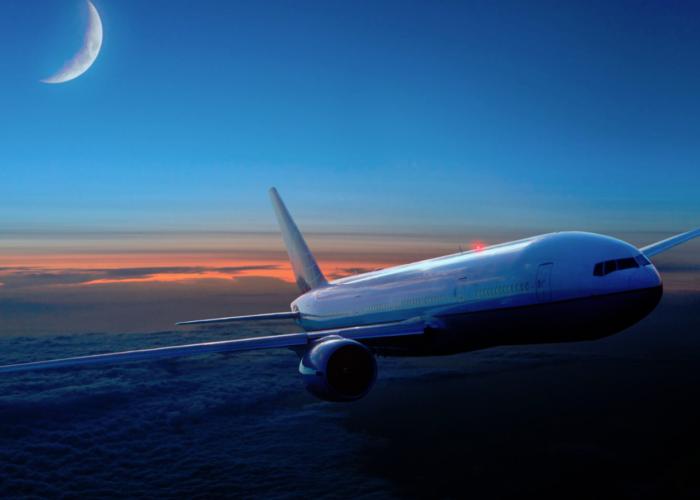 Самолет - интерьер  - всефото.рф