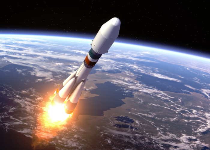 Ракета - интерьер  - всефото.рф
