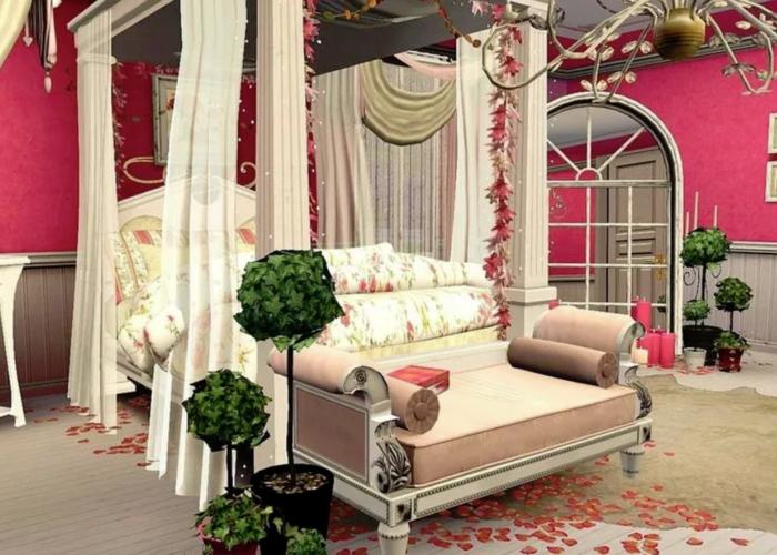 Романтизм - интерьер  - всефото.рф