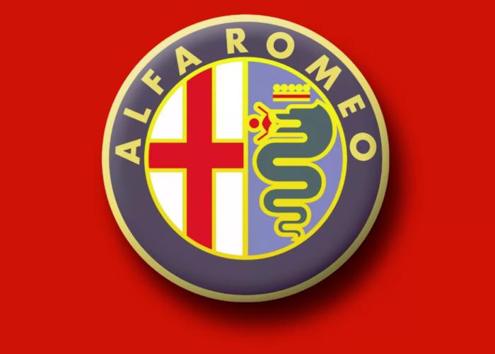Alfa Romeo - интерьер  - всефото.рф
