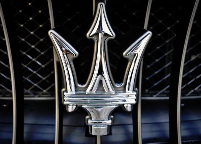 Maserati - интерьер  - всефото.рф