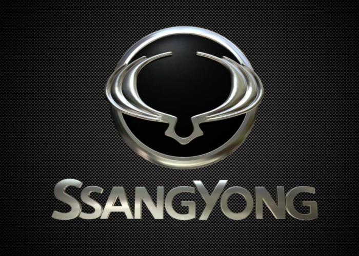 Ssang Yong - интерьер  - всефото.рф