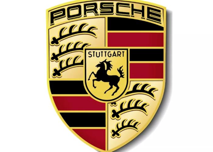 Porsche - интерьер  - всефото.рф