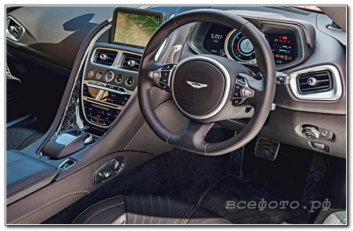 1 - Aston Martin