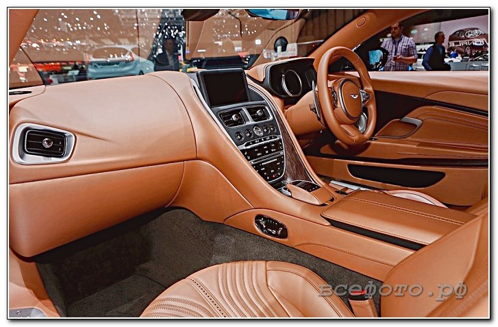 5 - Aston Martin