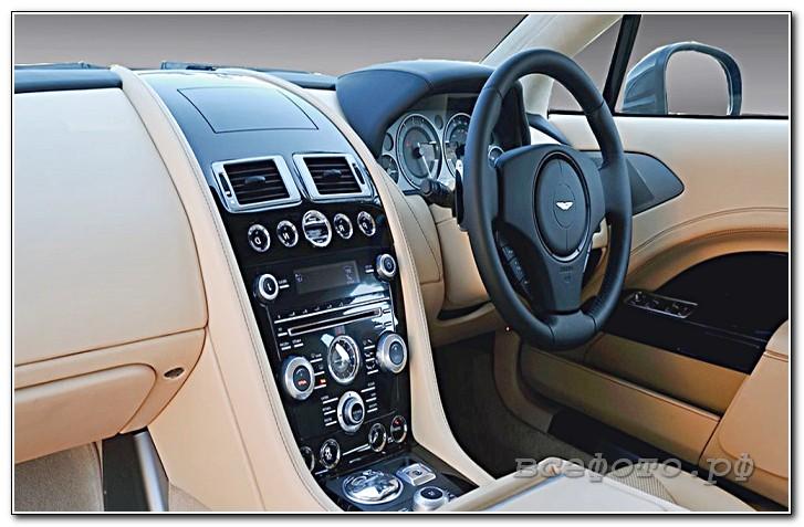 8 - Aston Martin