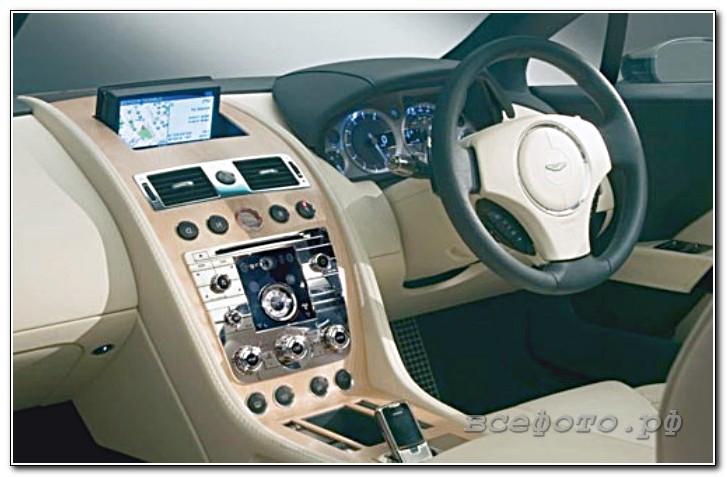 9 - Aston Martin