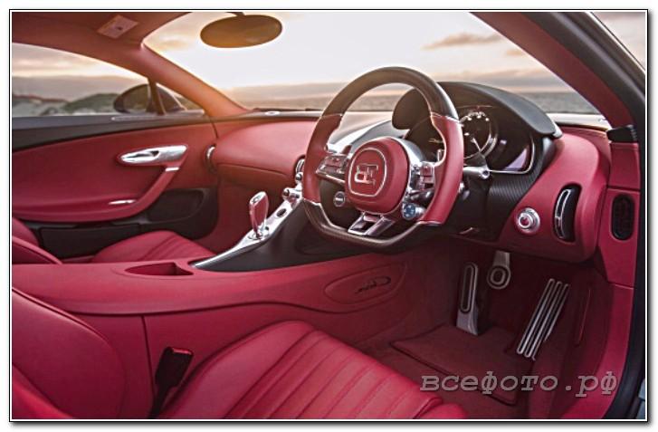 10 - Bugatti