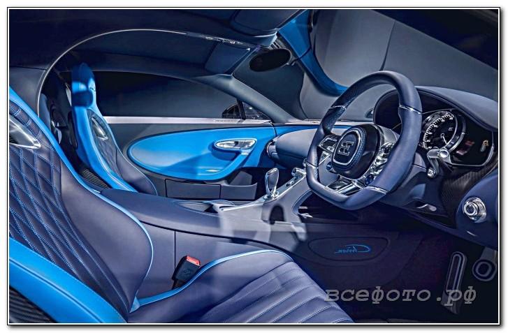 3 - Bugatti
