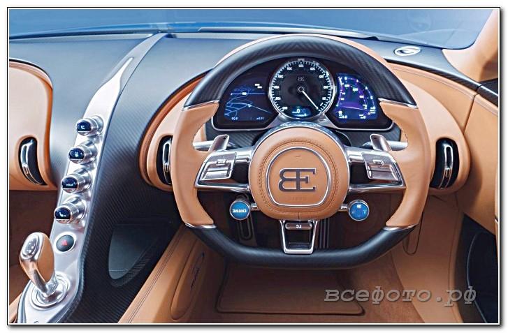 5 - Bugatti