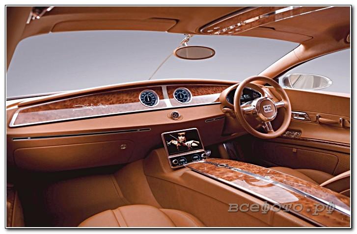 8 - Bugatti