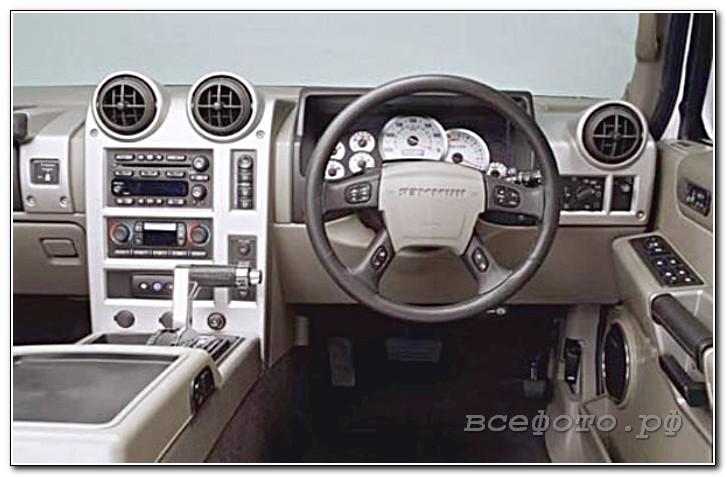 3 - Hummer