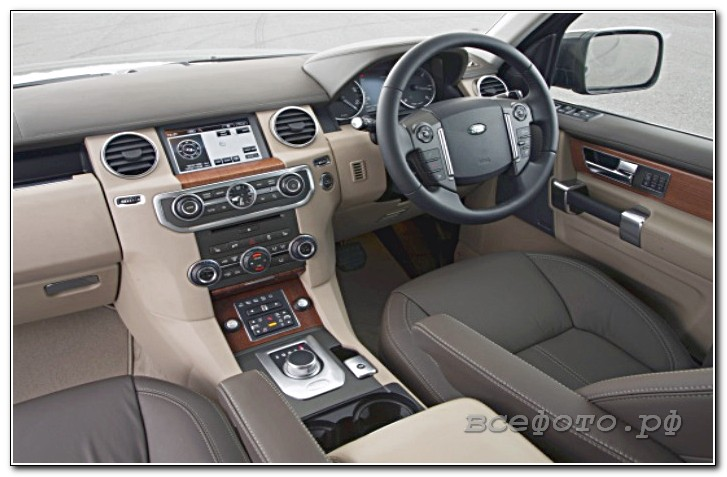 7 - Land Rover