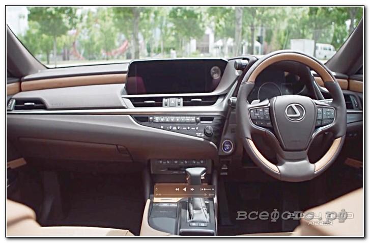 10 - Lexus