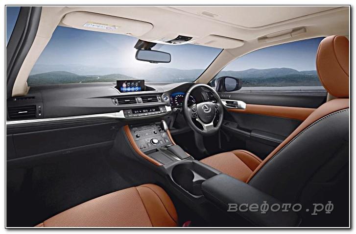 5 - Lexus