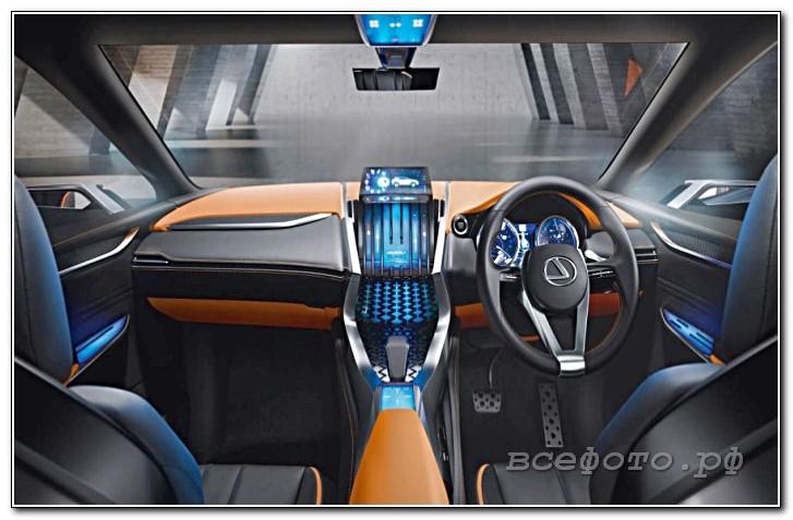 6 - Lexus
